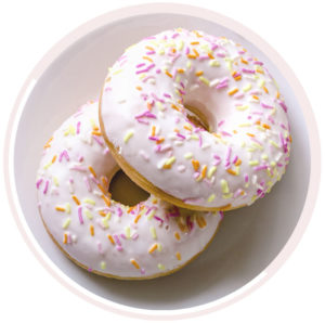 DO YOU EAT DONUTS ON THE DONUT DIET?